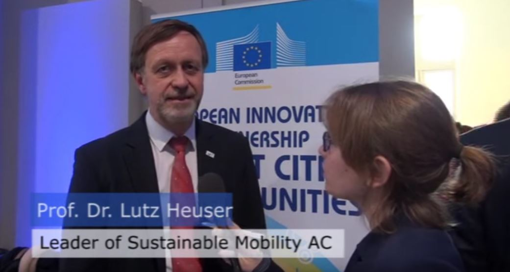 Interview with Lutz Heuser - EIP-SCC Market Place