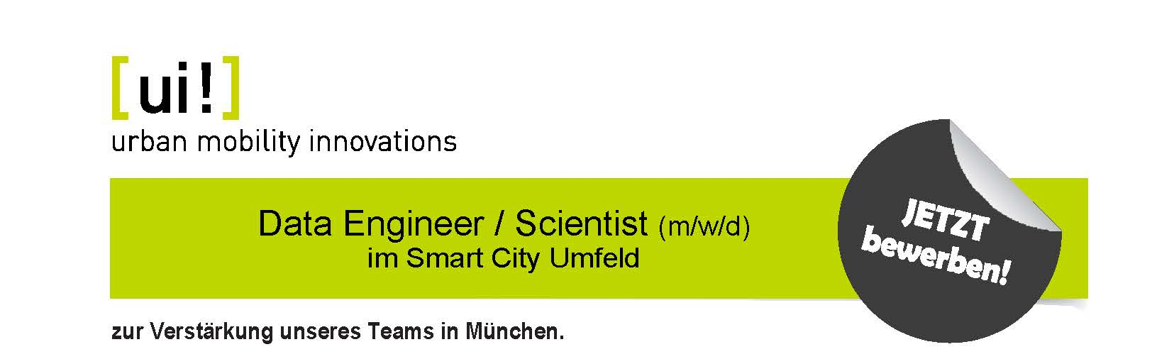 Data Engineer / Scientist